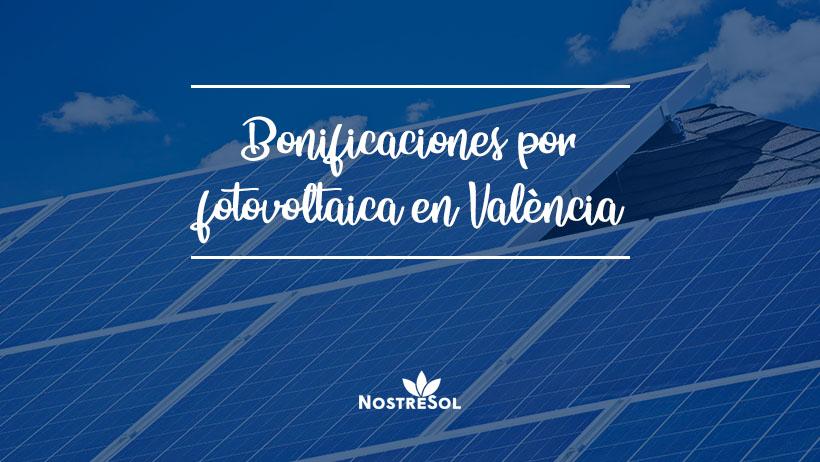 n Valencia for solar installations
